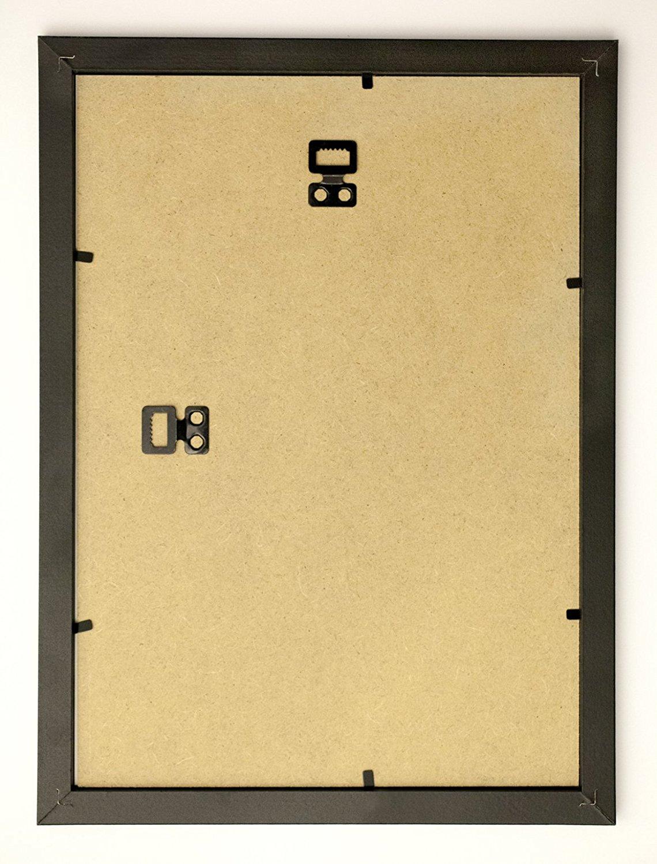 Daniel Lambert Retrato Pequeño 9x7 pulgadas impresión de arte enmarcado