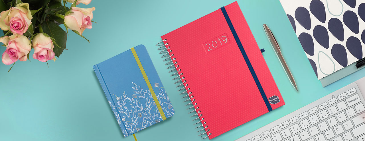 Diaries - Beautiful stationery for busy lives