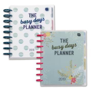 2018-2019 Busy Days Planner Pack