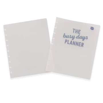 Busy Days Planner Cover (Printed)