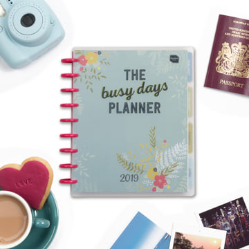 Busy Days 2018-2019 Starter Set