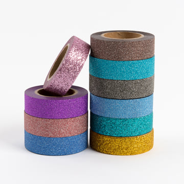 Busy Days Glitter Tape Pack