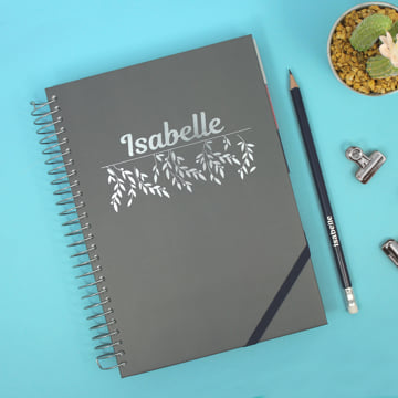 2019 Personalised Family Life Book Diary