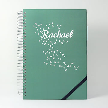 2019 Personalised Life Book Diary
