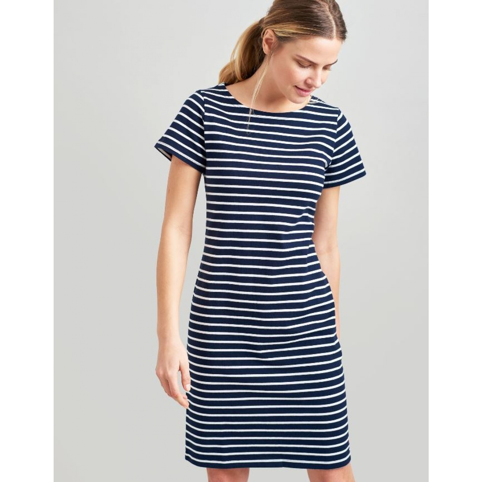 Joules Riviera Long Short Sleeve Jersey SS19