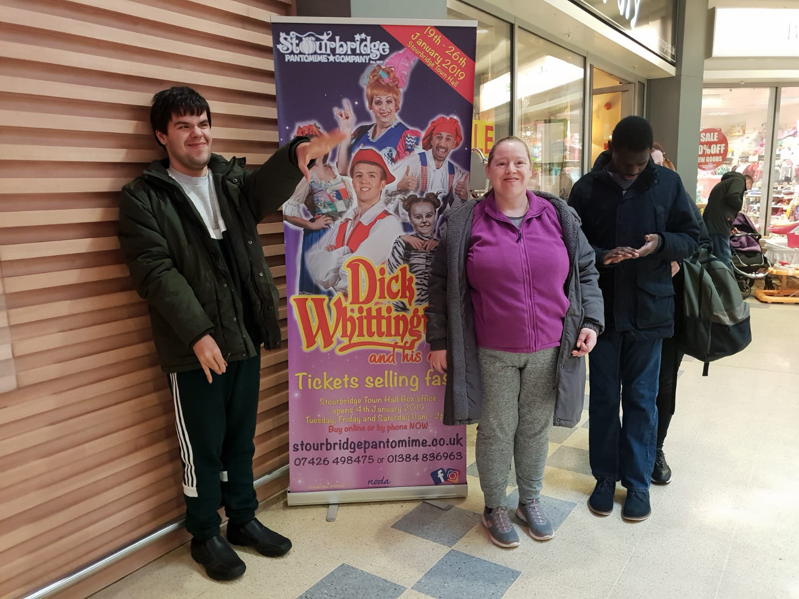 Theatre Trip - Dick Whittington - 25.01.19