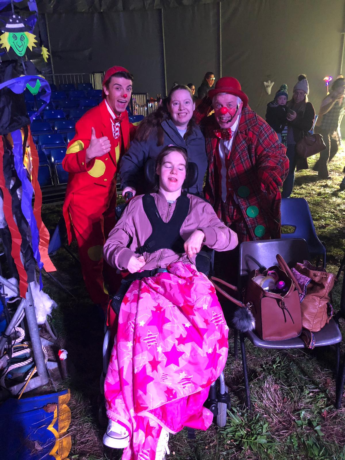 Circus Trip - Nov 2018