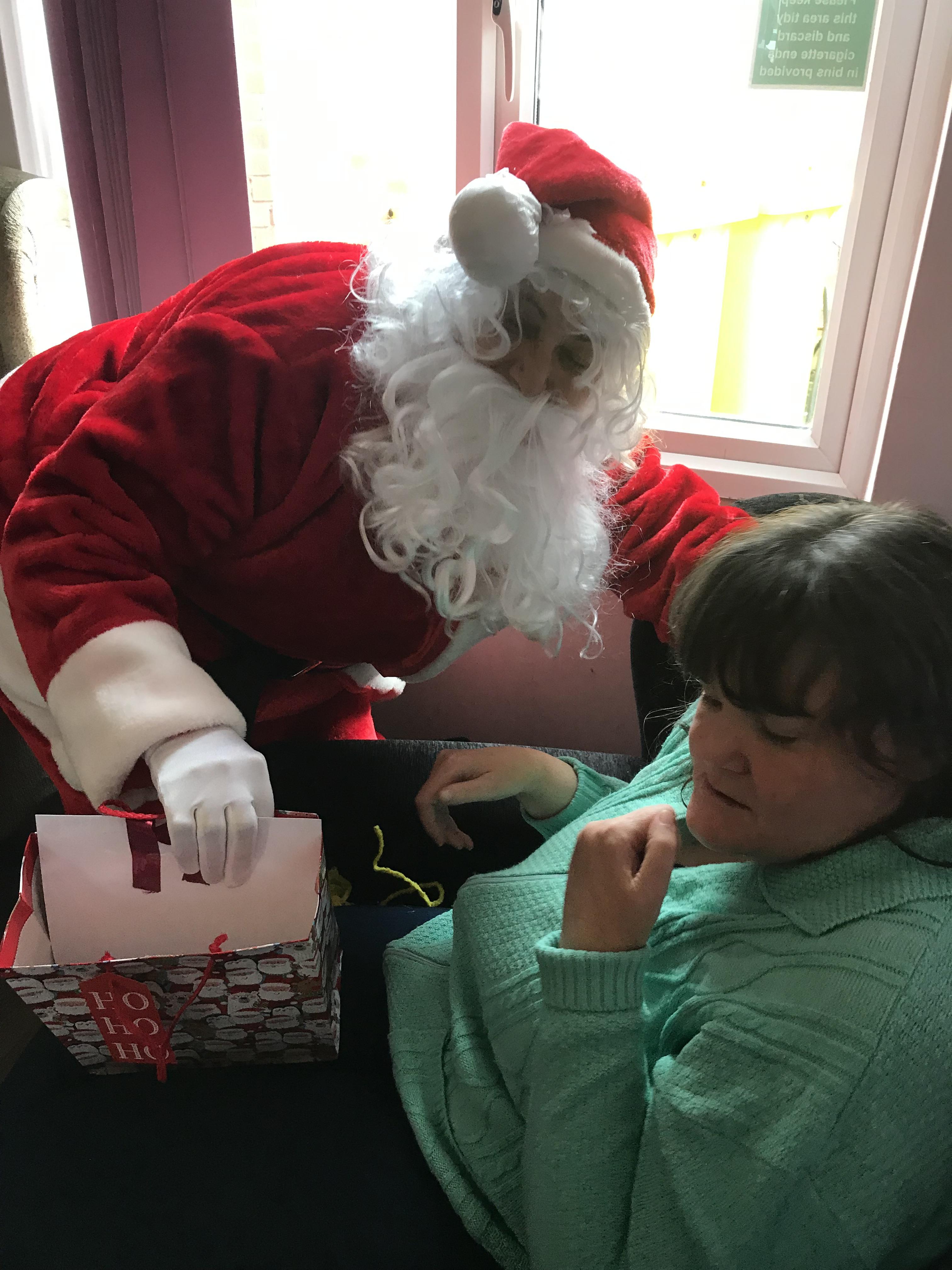 Santa Visit - Xmas 2019