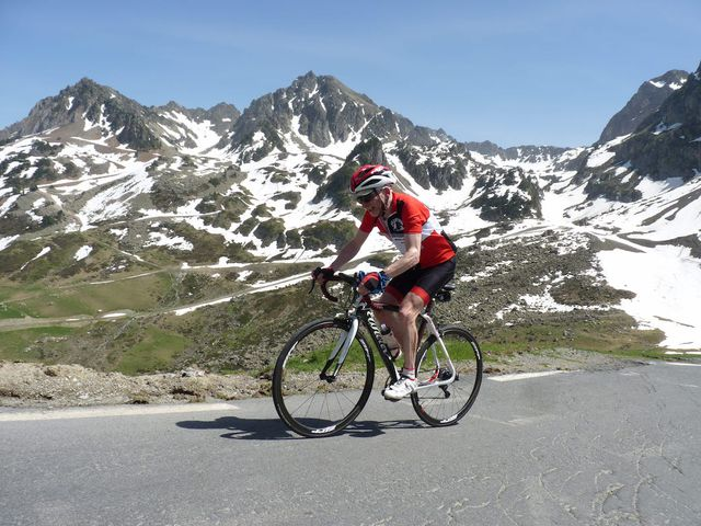 Tourmalet early summer