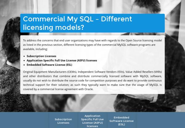 Full Commercial License