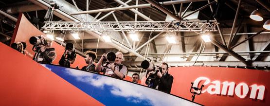 Canon at Focus