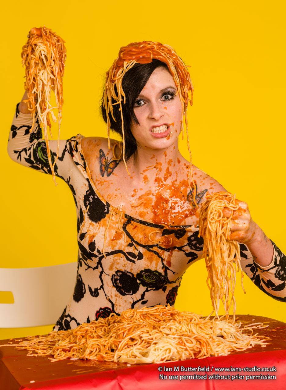 Spaghetti Fight