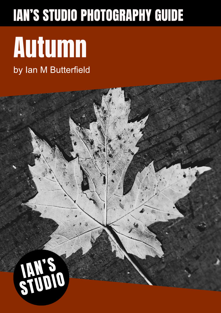 eBOOK: Photography Guide: Autumn – £4.00