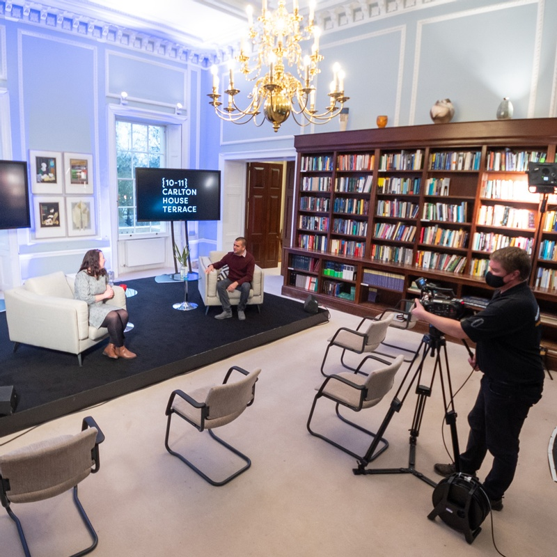 The future of events at 10-11 Carlton House Terrace: Where do we go from here?