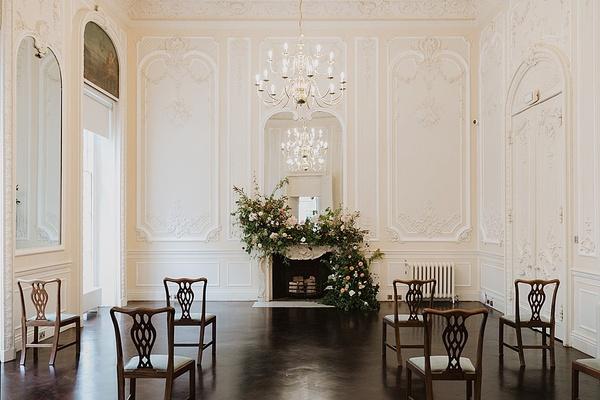 Small wedding reception venue in London, 10-11 Carlton House Terrace