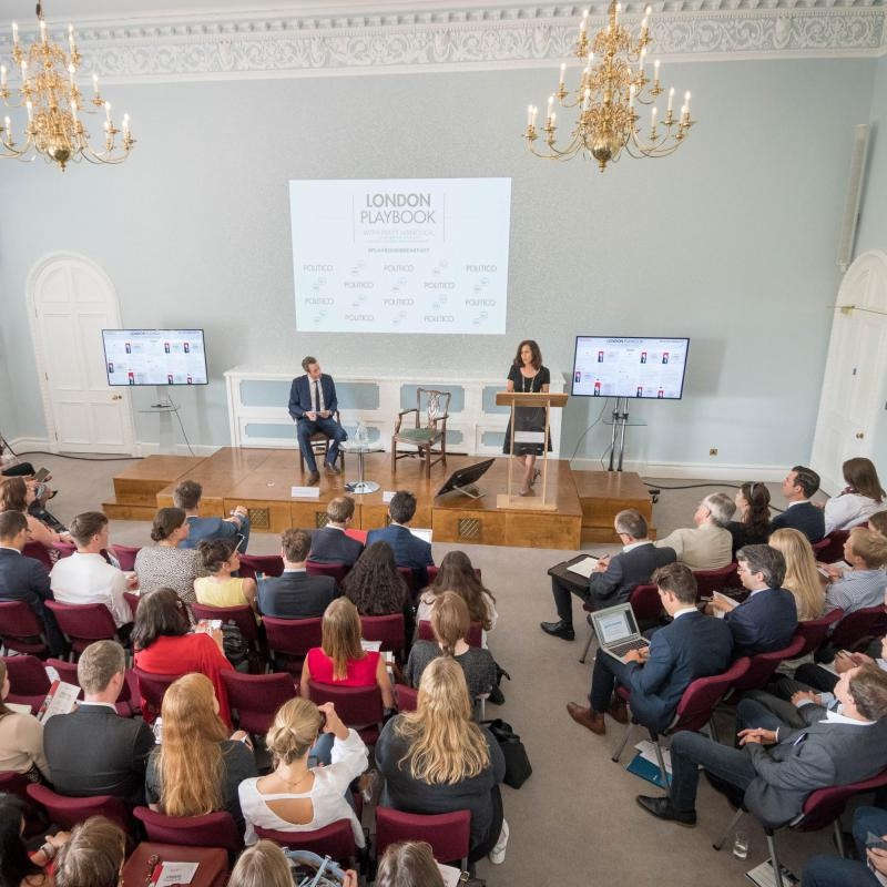 How to choose the right conference venue in London