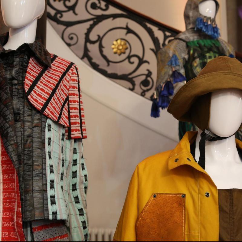 London Fashion Week at 10-11