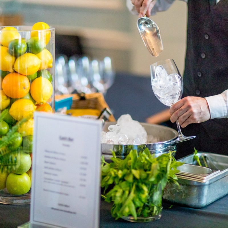 London's latest summer party venue: 10-11 Carlton House Terrace