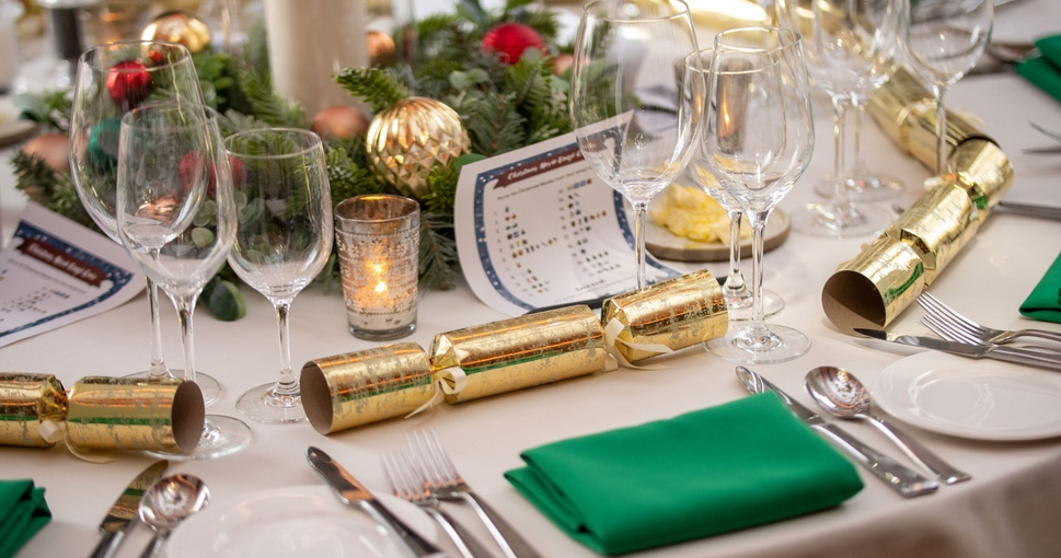 Christmas Offers at 10-11 Carlton House Terrace