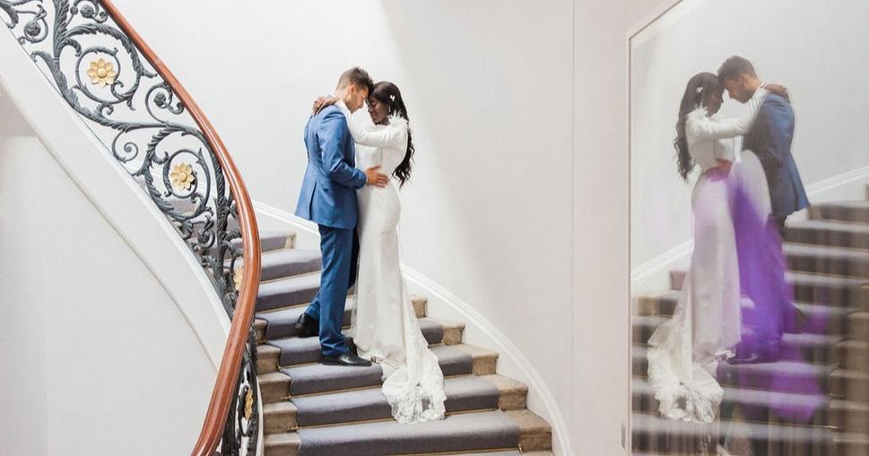 An impressive London Wedding Venue