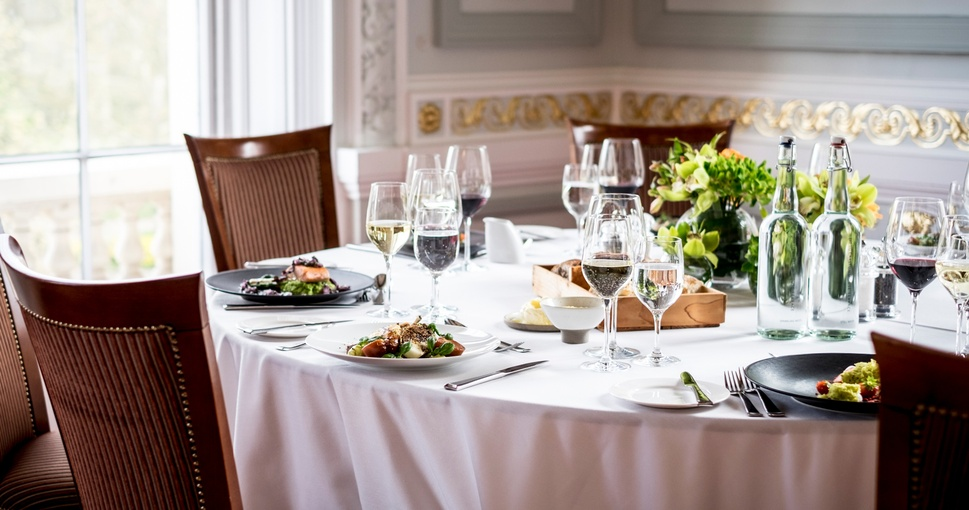Luxury Private Dining Venue Westminster