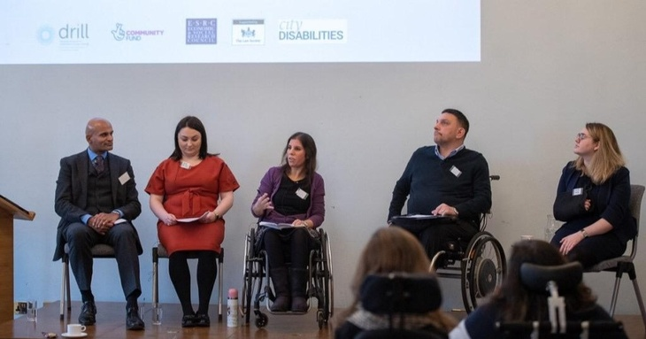 Legally disabled conference 2020 at 10-11 Carlton House Terrace