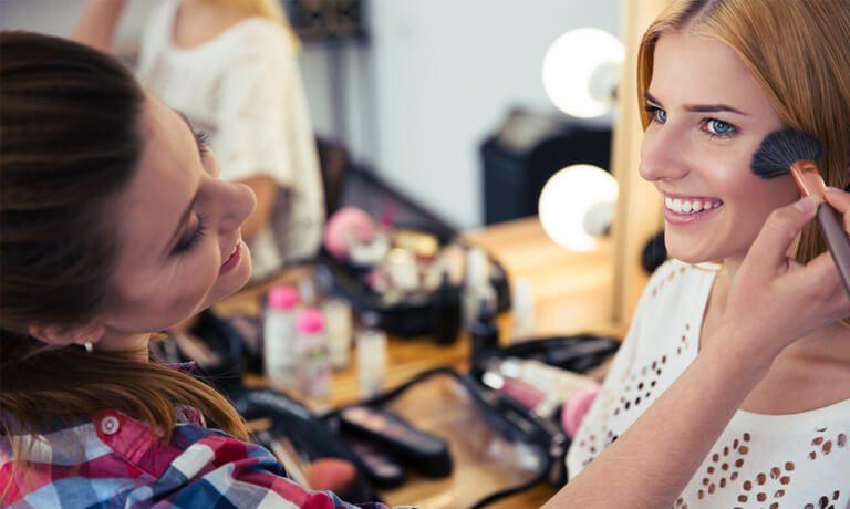 Makeup Application Training