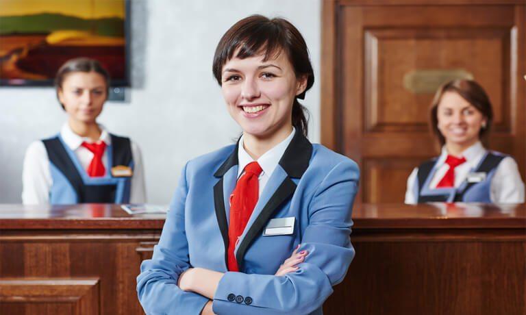 Receptionist Training Diploma