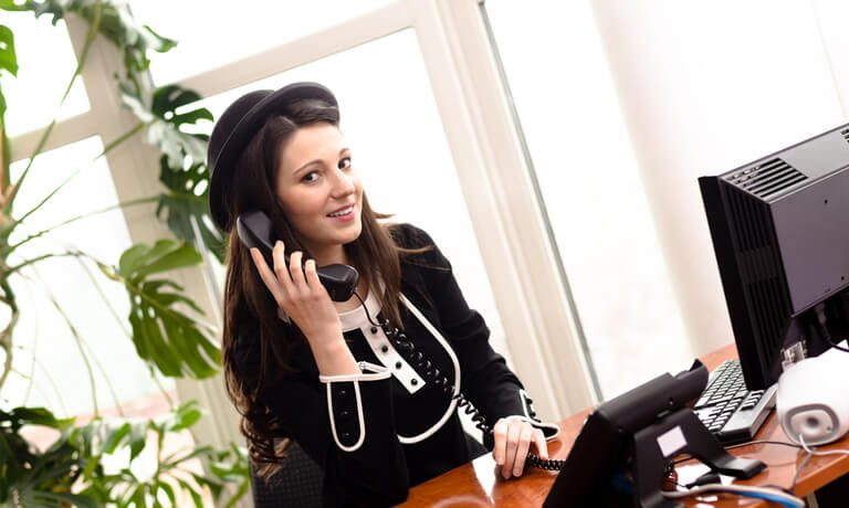 Telephone Handling Skills Diploma