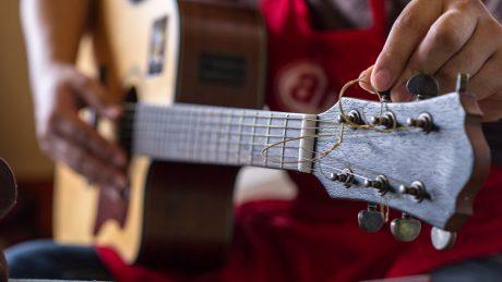 Guitar Set Up and Maintenance