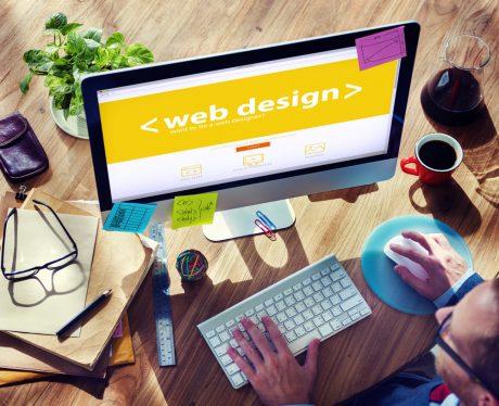 UI and Web Design in Illustrator CC 2017