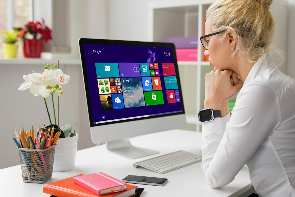 Introduction to PC Using Windows 8 Online Course