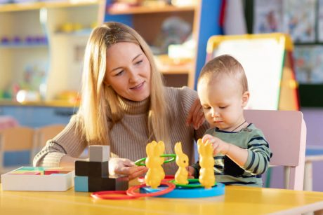 Introduction to Early Years Foundation Stage
