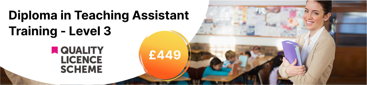 Diploma in Teaching Assistant Training - Level 3