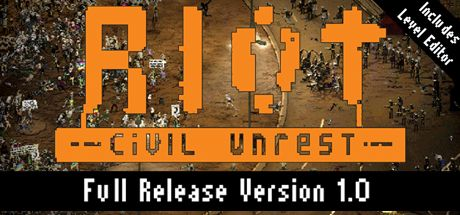 Buy RIOT: Civil Unrest Steam Key   Instant Delivery   Steam CD Key