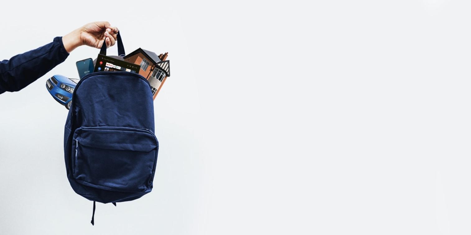 Financial Bag