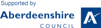 Support By Aberdeenshire Council