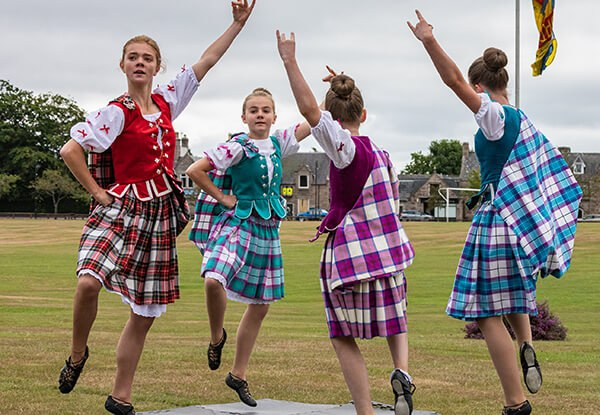 Dancing Demonstration