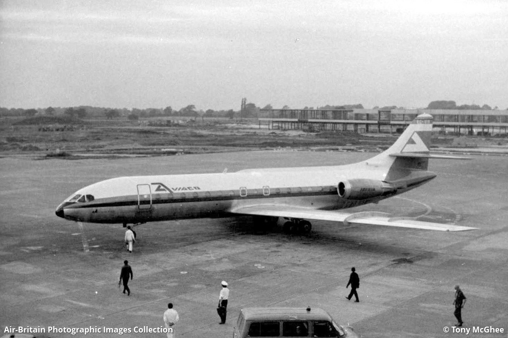 Aviation Photographs Of Construction Number 223 Abpic