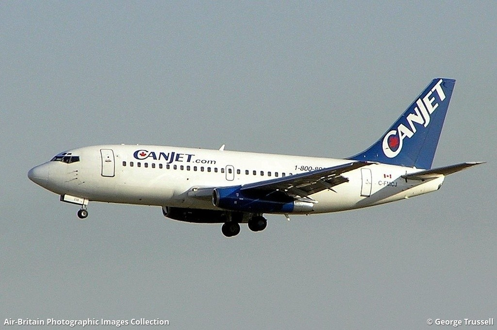 Aviation photographs of Operator: CanJet Airlines (C6 / CJA) : ABPic