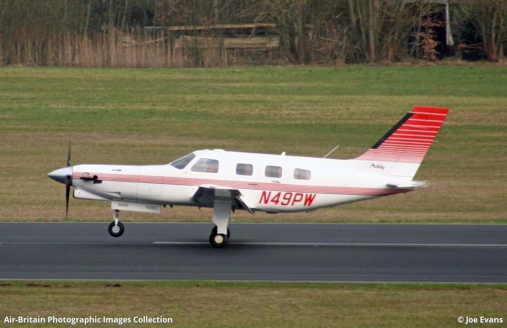 Aviation photographs of Piper PA-46-310P Malibu JetPROP DLX