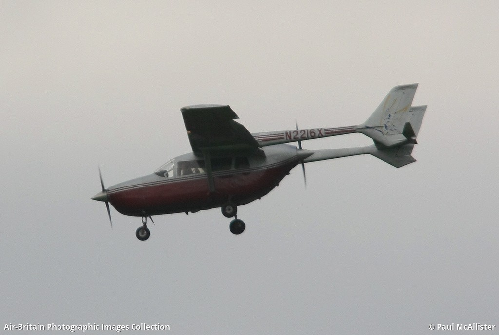 Aviation photographs of Cessna 337 Super Skymaster : ABPic
