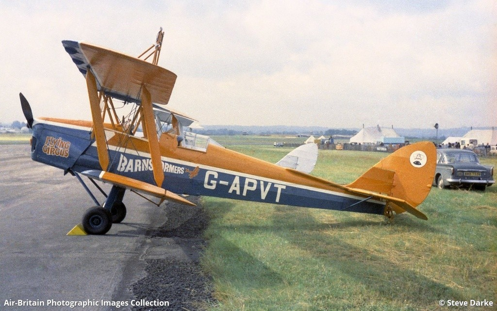 Aviation photographs of Operator: Barnstormers Flying Circus : ABPic