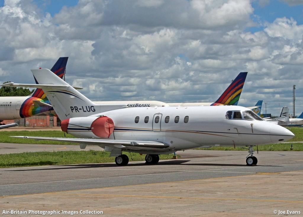 Aviation photographs of Registration: PR-LUG : ABPic