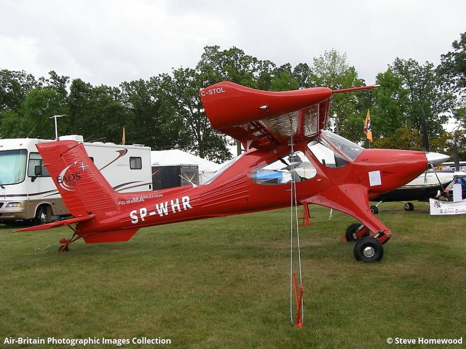 Aviation photographs of PZL-Okecie PZL-104MA Wilga 2000 : ABPic