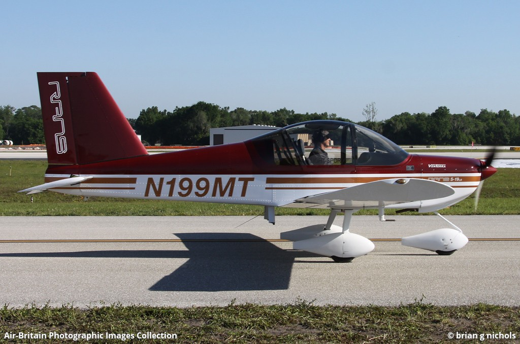 Aviation photographs of Rans S-19 Venterra LS : ABPic