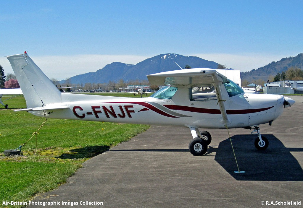 Aviation Photographs Of Registration C Fnjf Abpic