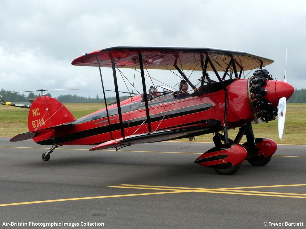 Aviation photographs of Operator: Western Antique Aeroplane