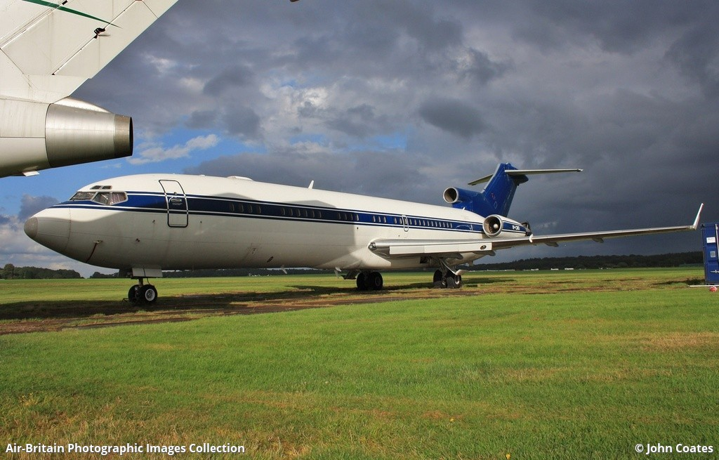 Aviation photographs of Boeing 727-212 : ABPic