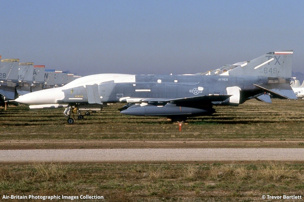 Aviation photographs of Code Number: TX / 74-649 / FP725 : ABPic